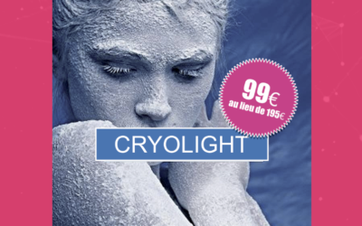 Promotion Cryothérapie